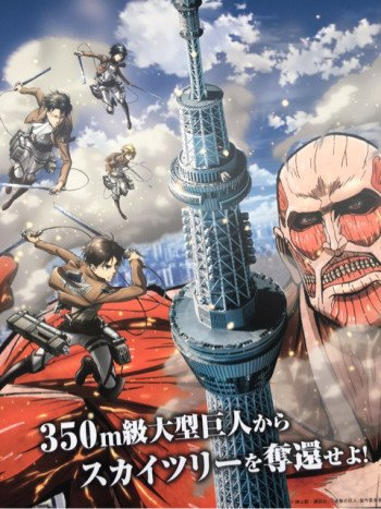 Attack on Skytree