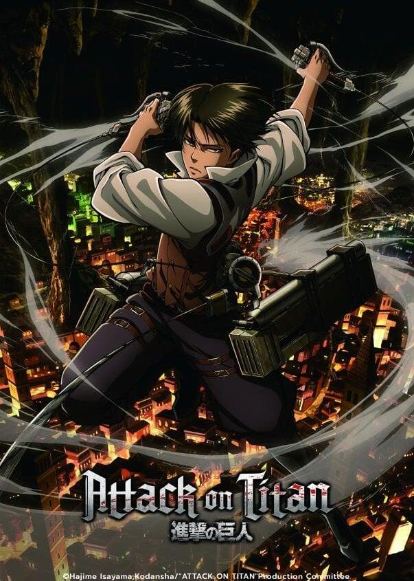 Shingeki no Kyojin: Kuinaki Sentaku Anime Cover