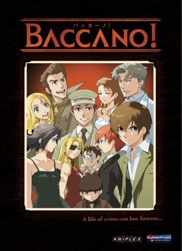 Baccano Anime Reviews Anime Planet Images, Photos, Reviews