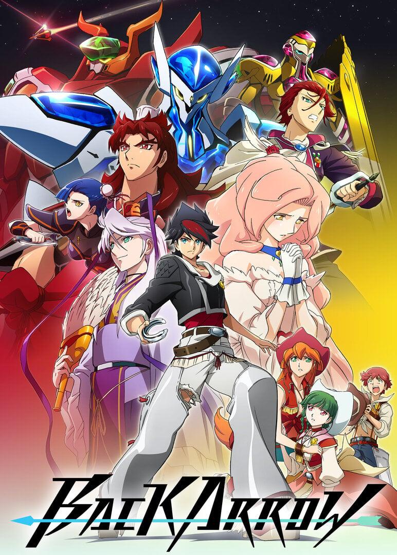 Back Arrow Anime Cover