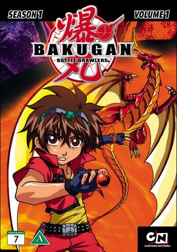 Bakugan battle brawlers anime planet bakugan battle brawlers voltagebd Gallery
