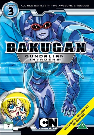 Bakugan Battle Brawlers: Gundalian Invaders   Anime-Planet