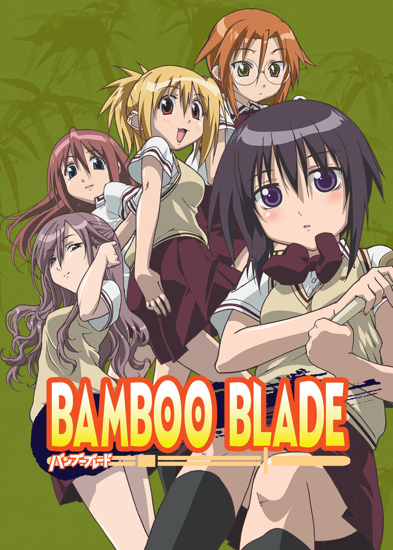 Bamboo Blade Anime Planet
