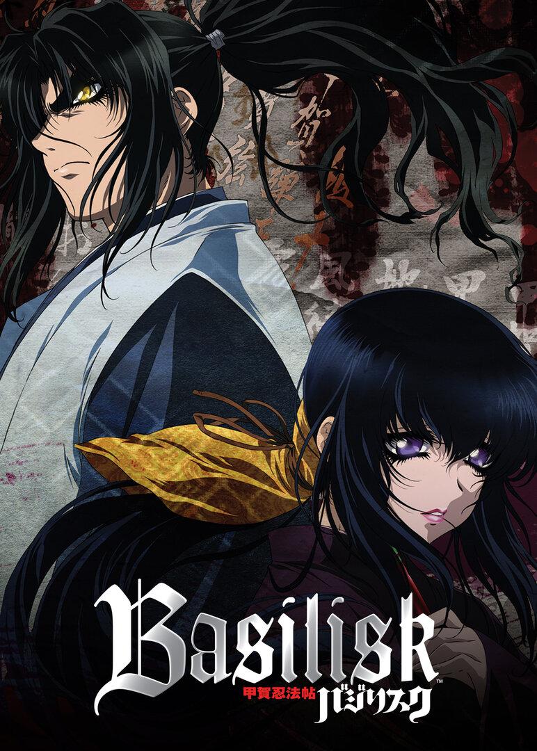 Image result for basilisk anime
