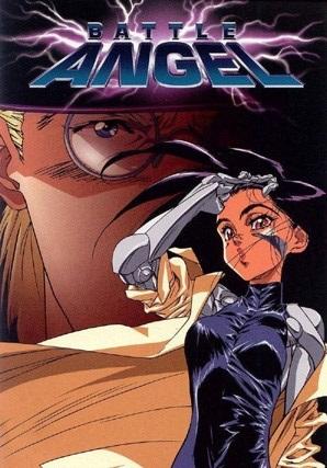 Alita Manga