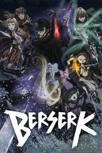 Berserk 2nd Season Anime Cover