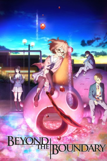 Beyond the Boundary main image