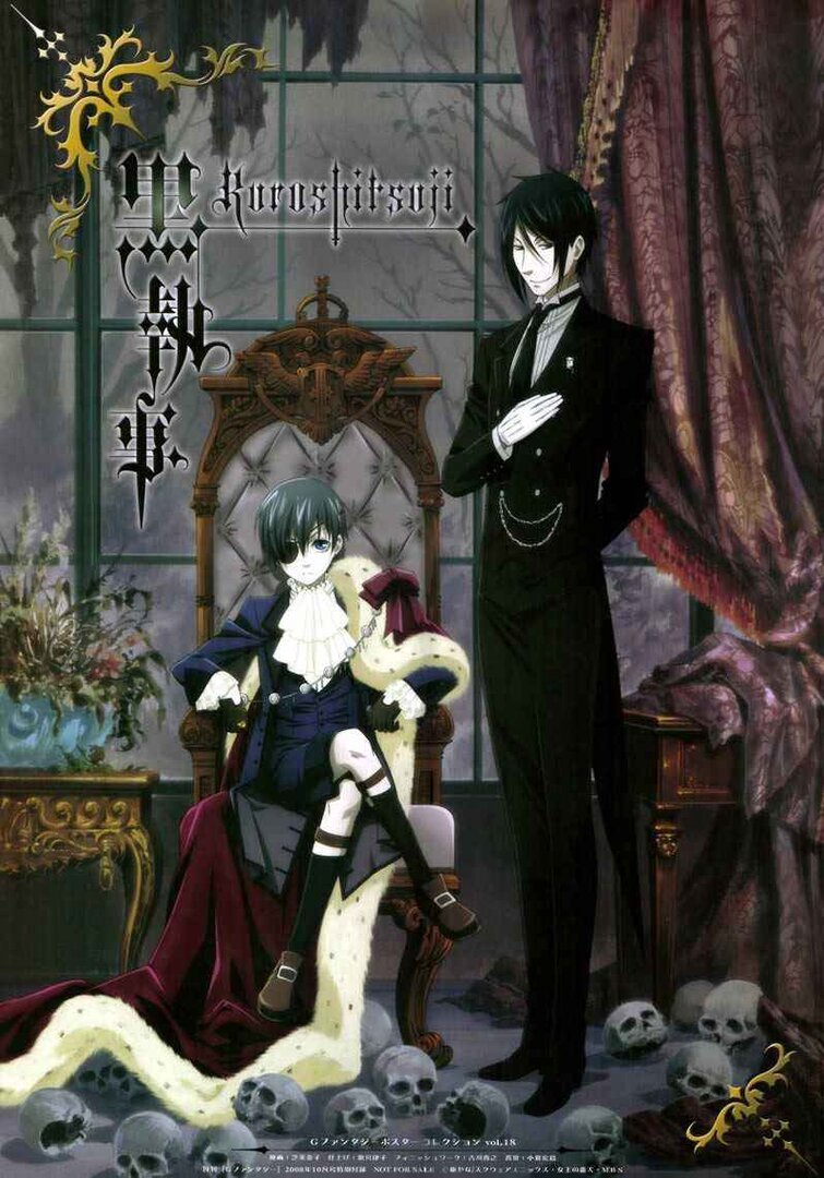 Black Butler screenshot