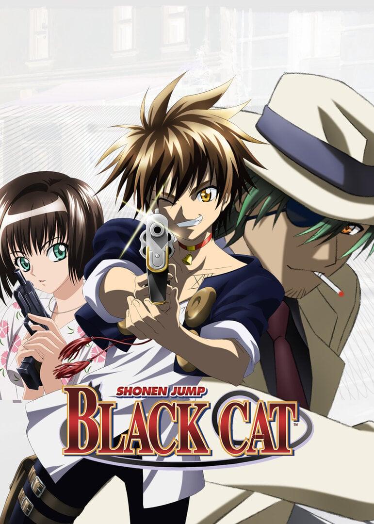Black Cat Anime Planet