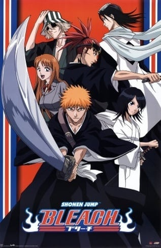 Watch Bleach Anime Online | Anime-Planet