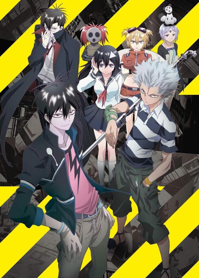 Blood Lad main image