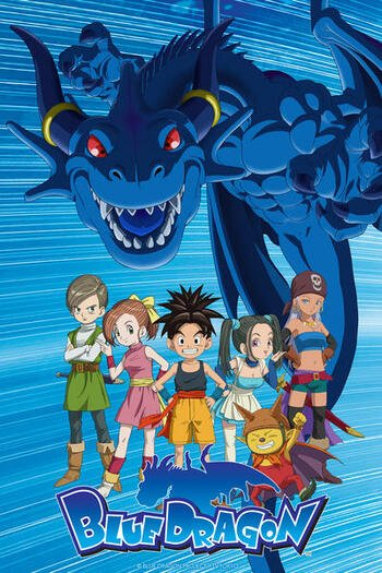 Blue Dragon main image