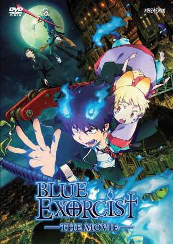 Blue Exorcist Movie