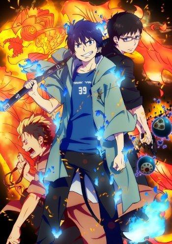 blue exorcist manga download