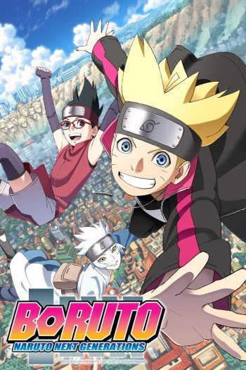Boruto: Naruto Next Generations | Anime-Planet