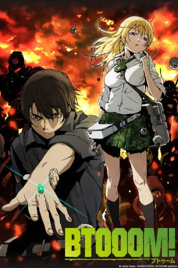 Btooom! Anime Cover