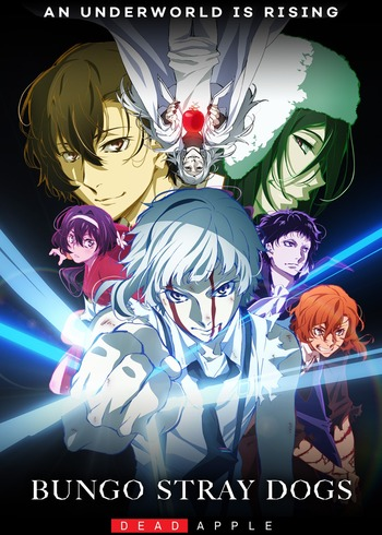 Bungou Stray Dogs Movie: Dead Apple