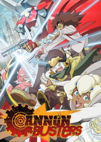 Cannon Busters (2019)