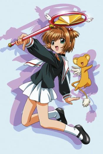 Cardcaptor Sakura Anime Book #1