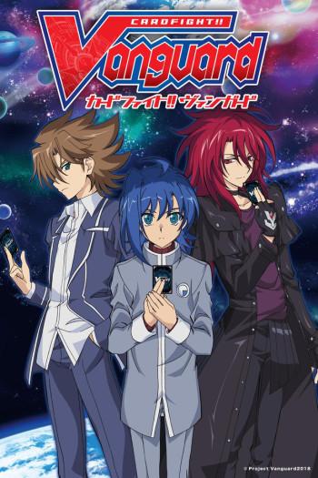 Cardfight!! Vanguard (2018) | Anime-Planet