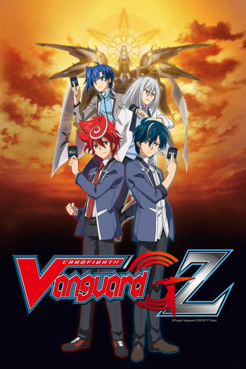 anime cardfight vanguard g z
