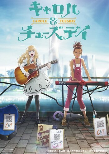 Carole & Tuesday-Thumb