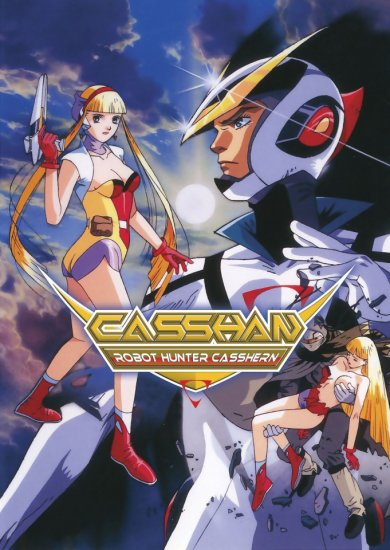 Casshan: Robot Hunter