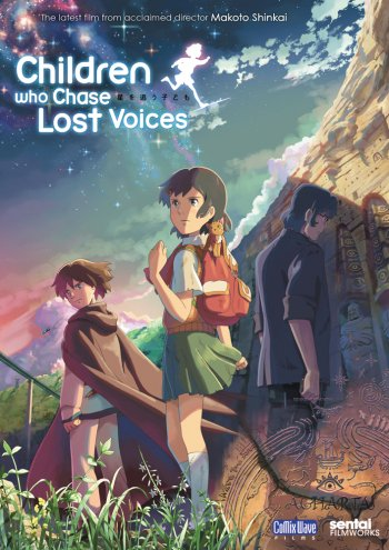 Children Who Chase Lost Voices Anime Planet