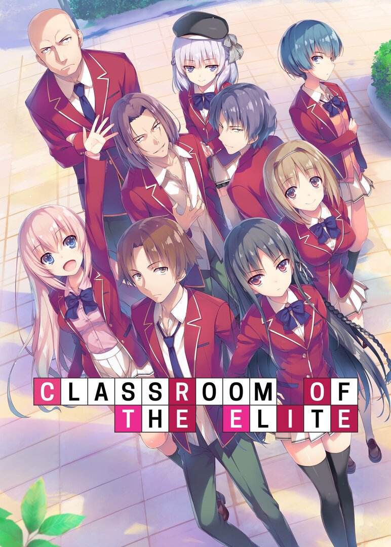 Characters Appearing In Classroom Of The Elite Anime Anime Planet