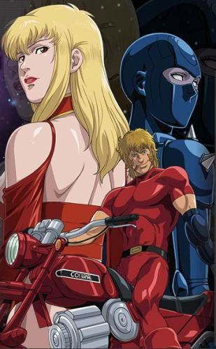 Cobra The Animation: Time Drive main image