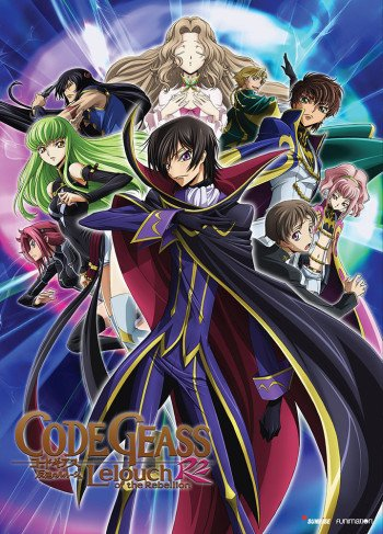 Watch Code Geass: Lelouch of the Rebellion R2 Anime Online
