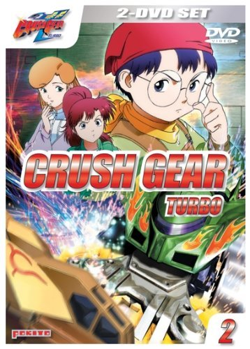 Crush Gear Turbo main image