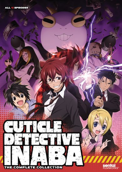 Watch Cuticle Detective Inaba Episode 9 Online - Inaba Family