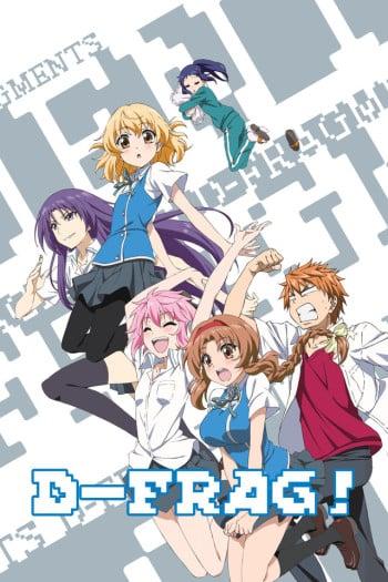 D Frag Anime Characters : D frag anime planet