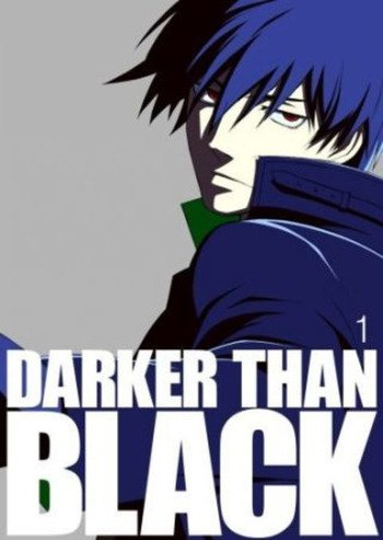 Darker Than Black - Kuro no Keiyakusha