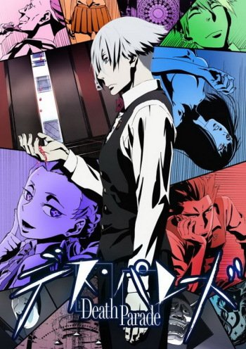 Death Parade Main Image