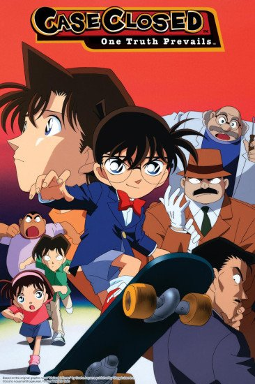 Watch Detective Conan Episode 782 Online