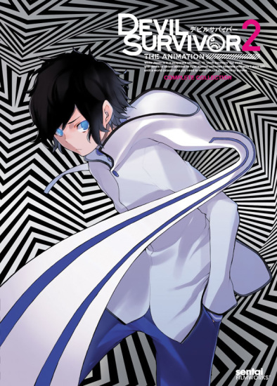 Devil Survivor 2 The Animation main image