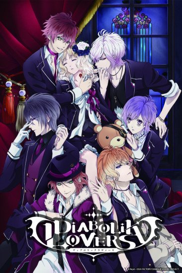 Diabolik Lovers main image
