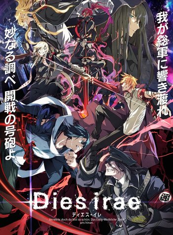Dies Irae To The Ring Anime