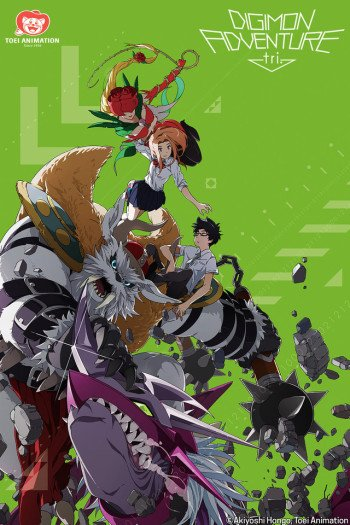 Digimon Adventure Tri. Movie 2: Ketsui | Anime-Planet
