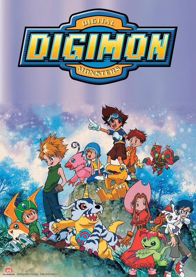 Digimon Season 1: Digital Monsters
