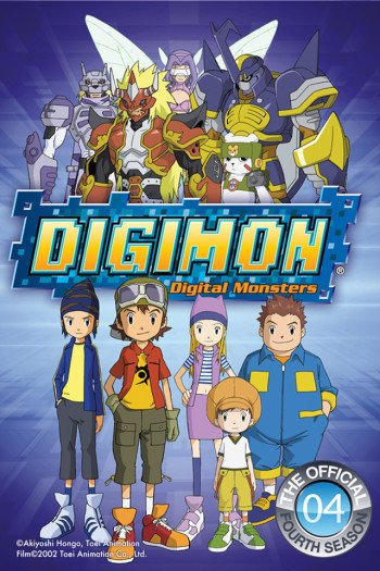 Digimon Season 4: Frontier
