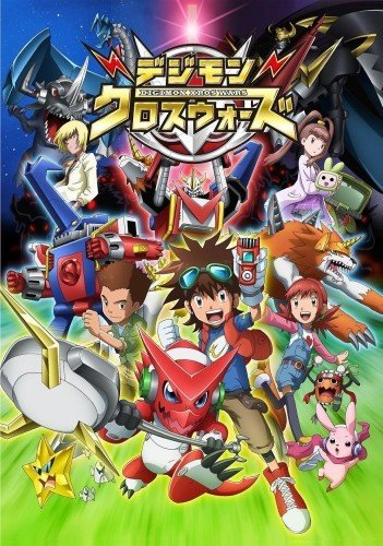 Digimon Xros Wars main image