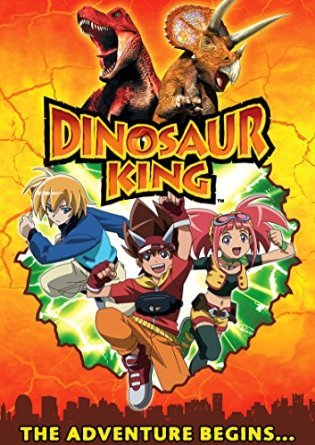 Dinosaur king anime planet - Dinausaure king ...