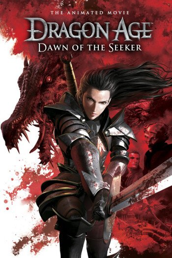 Dragon Age Dawn Of The Seeker Anime Planet
