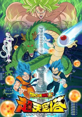Dragon Ball Super: Broly - Skytree Super | Anime-Planet