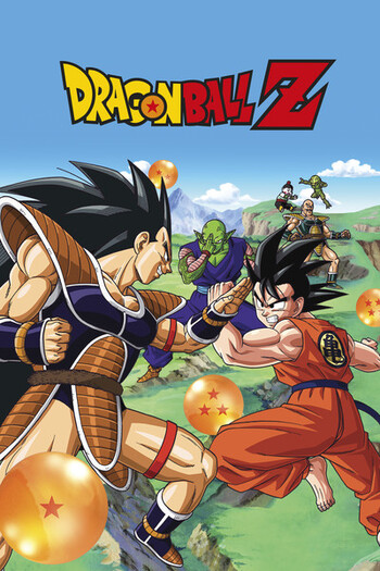 Dragon Ball Z main image