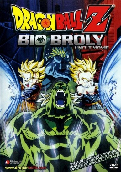 Dragon Ball Z Movie 11: Bio-Broly image