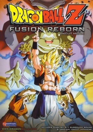 Dragon Ball Z Movie 12: Fusion Reborn image